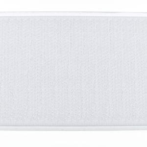 zelfklevend klittenband wit 100 mm