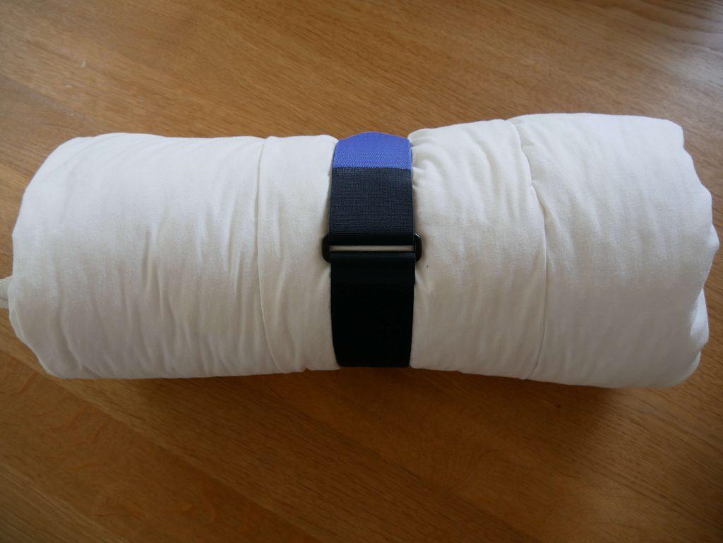 Toepassing spanband